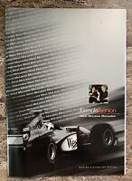 West McLaren Mercedes Team Clothing Catalogue F1 - FREE UK P&P - VERY RARE