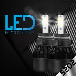 XENTEC LED HID 6K Foglight Conversion kit 5202 12086 H16 Dodge Durango 2011-2013