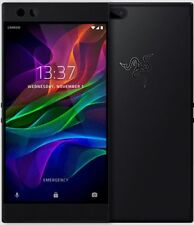 "Razer Smartphone Gamer 64GB 5.7"" LCD Quad-Core Processor 8MP Gamers Phone Razr"