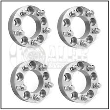 """4 Pcs 2"""" 5x4.5 to 5x4.5 Wheel Spacers Bolt 1/2""""x20 For 1991-2018 Ford Explorer"""