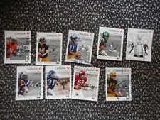 COMPLETE SET USED CANADA #2568-76