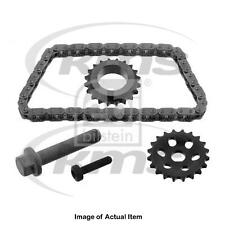 New Genuine Febi Bilstein Oil Pump Drive Chain Set 48384 Top German Quality