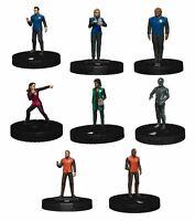 The Orville HeroClix: 2-Player Starter Set Wizkids Miniature Gaming Tabletop