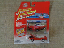 1969 CHEVY CAMARO CONVERTIBLE  2004 JOHNNY LIGHTNING MUSCLE CARS U.S.A. 1:64