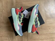 Adidas ZX 4000 4D Futurecraft Uk Size 10.5 Boxed New BD7927 Latest Version