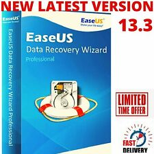 EaseUS Data Recovery Wizard v13.3 Last Version/Professional/Lifetime-License