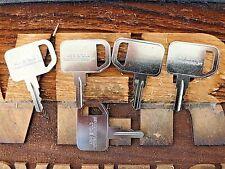 5 keys for Bobcat 6587458