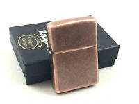 ZIPPO Copper Design Feuerzeug Das Original - Vintage Copper Design