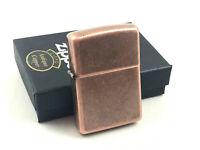 ZIPPO Copper Design Feuerzeug Das Original - Vintage Copper Design