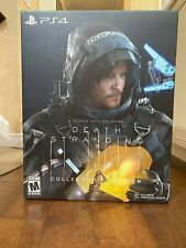 Brand New Death Stranding Collector's Edition PS4 Complete Game - Fast Shipping
