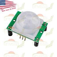HC-SR501 PIR IR Passive Infrared Motion Detector Sensor Module / Arduino HCSR501