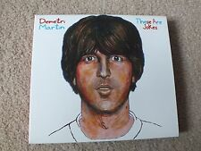 Demetri Martin - These Are Jokes (CD and DVD) stand up comedy
