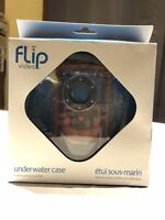 Flip Video Underwater Case for Select Flip Ultra and UltraHD Vodeo Cameras