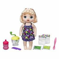 Baby Alive E0586ES0 Girl Sweet Spoonfuls Blonde Baby Doll