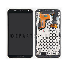 Motorola XT1100 XT1103 Google Nexus 6 LCD Touch Screen Digitizer Frame Assembly