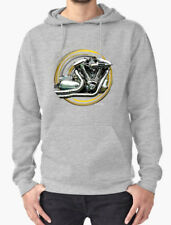 Yamaha Roadstar warrior engine Motorcycle Sweatshirt Hoodie INISHED Productions