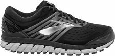 Brooks Beast '18 1102822E004 Running Shoes, Men's Size 10 (2E) Black/Grey/Silver