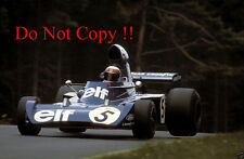 Jackie Stewart Tyrell 006 Winner German Grand Prix 1973 Photograph