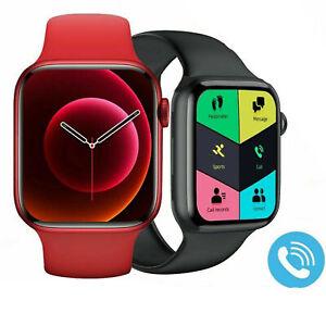 "2021 New Upgraded Bluetooth Smart Watch AK76 IWO FK88 Lite With 1.75""HD Call"