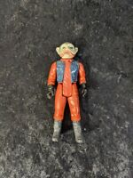 Nien Nunb pilot Star Wars Action Figure vintage ROTJ 1983 Kenner original