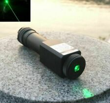 Super Powerful 515nm 520nm Green Laser Pointer Torch Focusable Waterproof