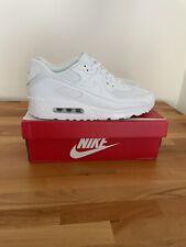 Nike Air Max 90 White - UK 10