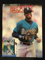 Beckett Baseball Card Magazine July 1995 #124  Cover: Ken Griffey Jr.   M1028