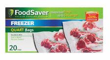 FoodSaver  1  Plastic  Vacuum Sealer Bags