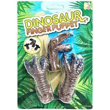 Dinosaure Marionnette À Doigts-GREAT FUN Pour jouer et contes-idée cadeau