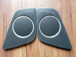 Audi a5 bang and olufsen. Left and right Front Door Speaker Grills