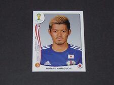 254 yamaguchi Cerezo osaka japan nippon panini football world cup 2014 brasil