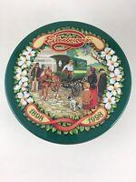 Eilenberger's Vintage Famous Fruitcake Metal Tin - 100 Anniversary