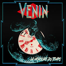 VENIN - La Morsure Du Temps (NEW*FRA HEAVY METAL*H-BOMB*SORTILEGE*KILLERS)