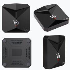 TV BOX V9 Android 7.1 3GB RAM 32GB ROM H.265 HEVC 3D4K Band Wi-Fi BT4.0