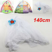 Infant Baby Mosquito Net Netting Nursery Crib Bed Cot Canopy Cover US US USA