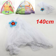 Infant Baby Mosquito Net Netting Nursery Crib Bed Cot Canopy Cover Us Us