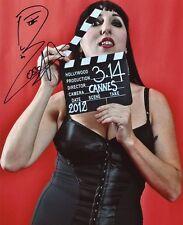 AUTOGRAPHE SUR PHOTO 20 x 25 de Rossy DE PALMA (signed in person)