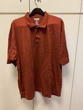 Duluth Trading Mens No Polo Short Sleeve Shirt 2XL Tall