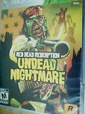 Red Dead Redemption: Undead Nightmare (Xbox 360) - Platinum Hits - Brand New