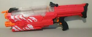 Hasbro Nerf Rival Nemesis MXVII-10K - Red Gun Used Working Perfectly Tested