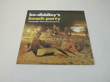 BO DIDDLEY - Bo Diddley's Beach Party - LP 1987 CHESS RECORDS ITALY - NM-/VG++