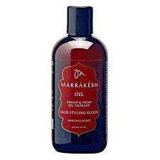 Earthly Body Marrakesh Oil Professional Size 8 oz / 237 ml Argan Hemp Seed oil