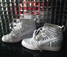 c1058edb6416 New 7.5 Nike Joli Sky Hi High Wedge Dunk 2.0 White Teal Sneakers Sandals 7 1