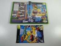 The Simpsons Hit & Run Xbox Empty Case and Manual Only No Game Included
