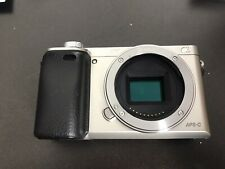 Sony Alpha a6000 24.3MP Mirrorless -Silver