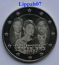 Luxemburg speciale 2 euro 2012 Huwelijk / Marriage / Wedding UNC