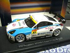 Nissan 350 Z 350z racing Advan Super GT 300 2005 #47 recaldent EBBRO 1:43
