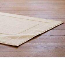 3 pack new beige ultra soft hotel bath mats 7# 20x30 premium shower tub mat
