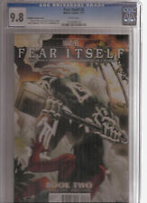 FEAR ITSELF #2 CGC 9.8 IMMONEN VARIANT COVER