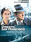 The Streets of San Francisco - The Second Season: Volume 1 (DVD, 2008) NEW